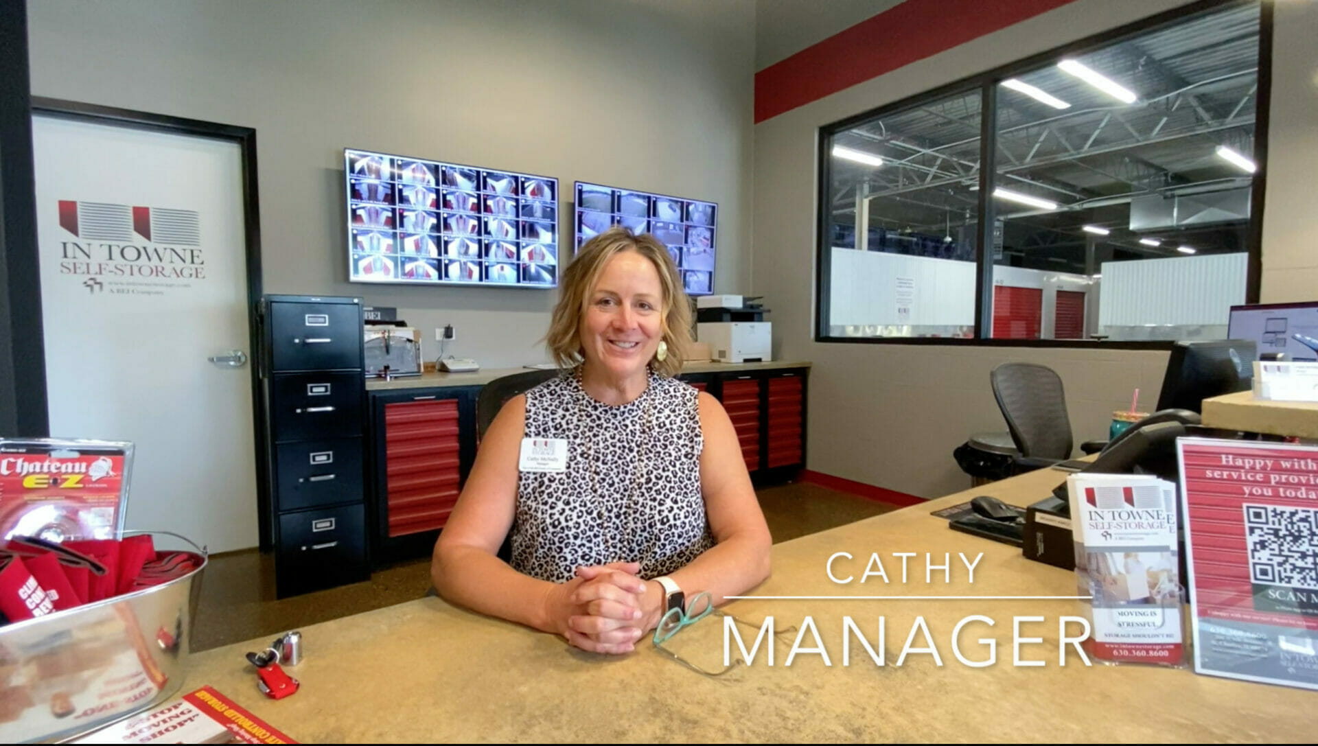 Cathy McNally - In Towne Self Storage